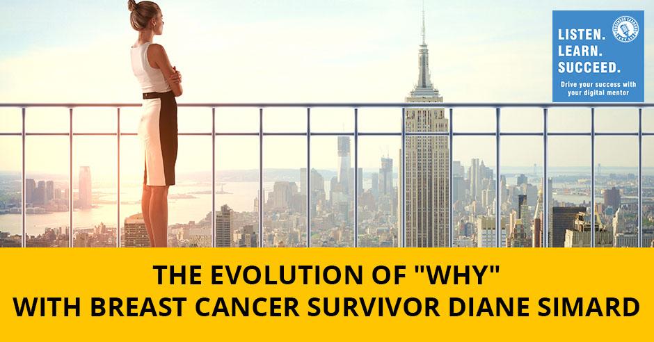 BLP Diane Simard | Breast Cancer Survivor