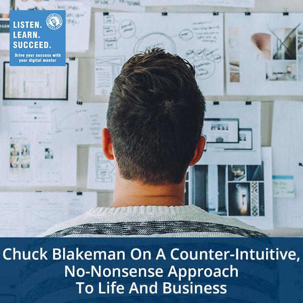 BLP Chuck Blakeman | Crankset Group