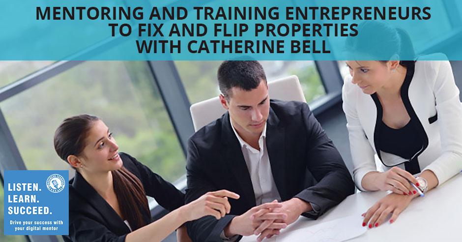 BLP Catherine Bell | Flipping Females