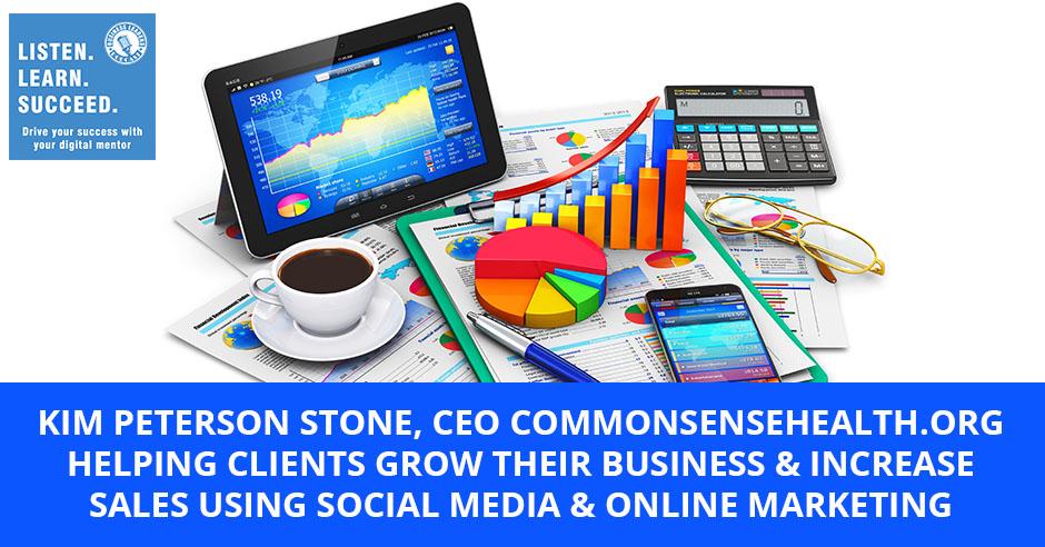 BLP Kim Peterson   Social Media And Online Marketing
