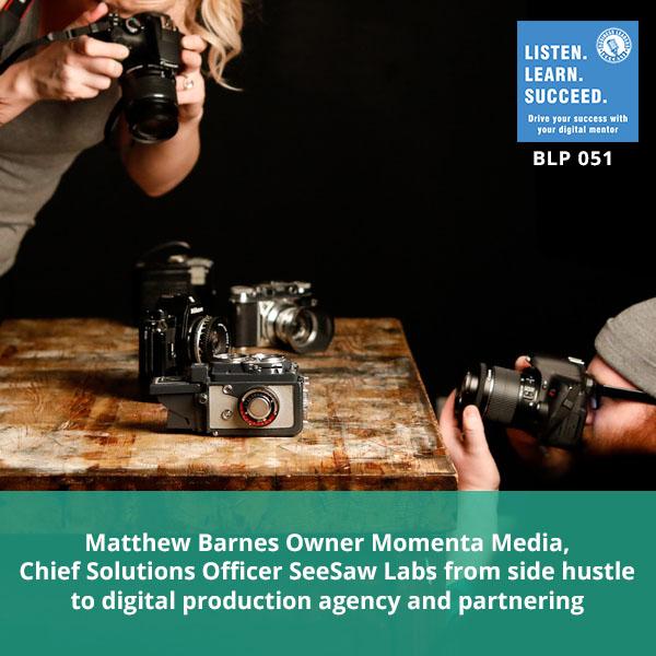 BLP Barnes | Momenta Media