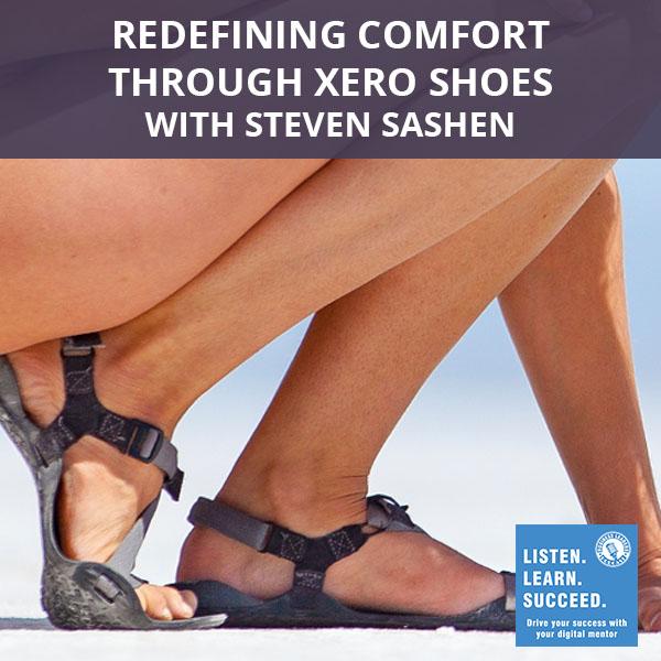 BLP Steven Sashen | Xero Shoes
