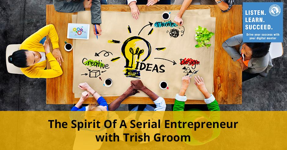 BLP Trish | Serial Entrepreneur