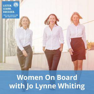 BLP Jo | Women On Board