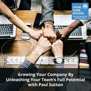 BLP Sutton | Unleashing Team Potential