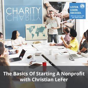 BLP Lefer Christian Lefer | Starting A Nonprofit