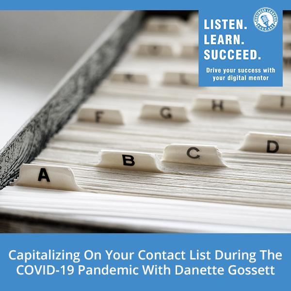 BLP Gossett | Contact List