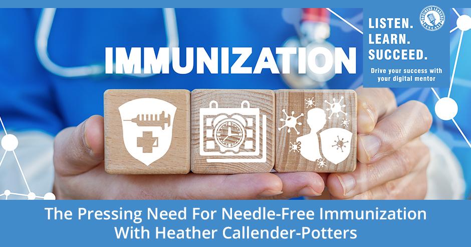 BLP Heather | Needle-Free Immunization