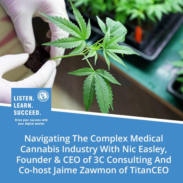 BLP Nic | Medical Cannabis Industry